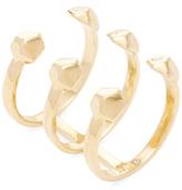 Rebecca Minkoff Cube Wrap Ring