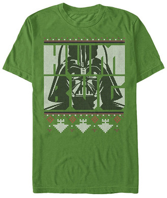 Fifth Sun Men's Tee Shirts KELLY - Star Wars Kelly Humbug Vader Tee - Men
