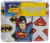 """Justice League Little Boys' """"Hero Suits"""" 3-Pack Briefs"""