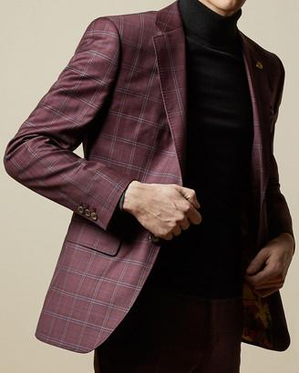 Ted Baker CHEZZAJ Checked jacket