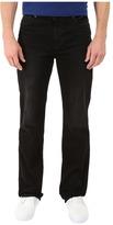 Calvin Klein Jeans Straight Denim in Worn in Black
