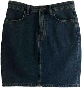 Urban Outfitters Blue Denim - Jeans Skirt for Women