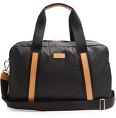 Paul Smith Bi-colour Leather-trimmed Nylon Holdall