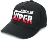 Vision Of Super logo embroidered cap