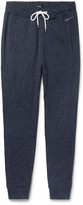 HUGO BOSS Slim-Fit Tapered Nep Cotton-Jersey Sweatpants