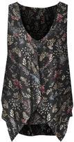Dex Floral Layered Tank