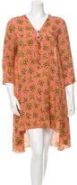 Thakoon Printed Shift Dress