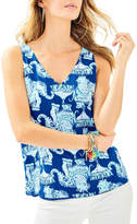 Lilly Pulitzer Florin Reversible Tank