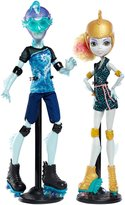 Monster High Lagoona Blue and Gil Weber Doll, 2-Pack
