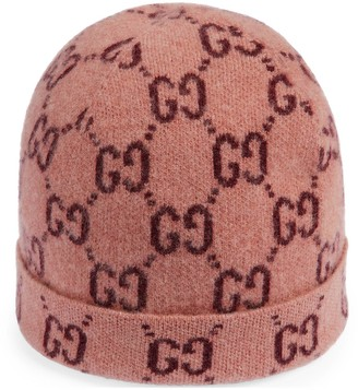Gucci Children's GG wool hat