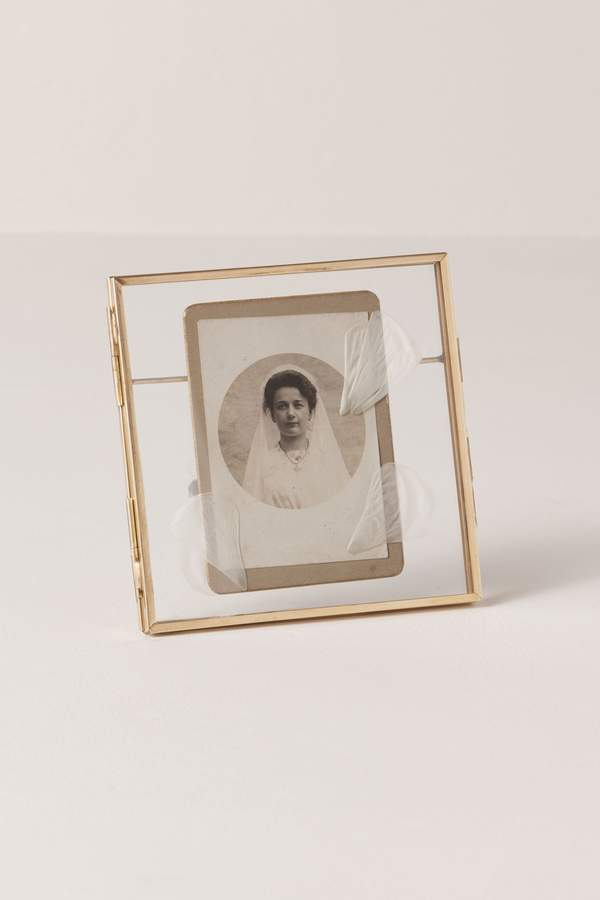 Isaac Jacobs Small Locket Picture Frame