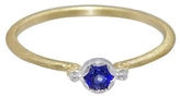 Megan Thorne Lottie Sapphire Stacking Ring - White Gold
