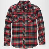 Micros Coping Boys Flannel Shirt