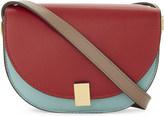 Victoria Beckham Half Moon Box nano leather cross-body bag