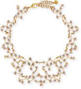 Lulu Frost Jackie Crystal Web Necklace