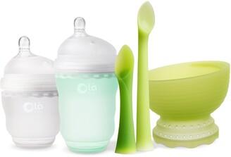 Olababy 5-Piece Baby Feeding Starter Set