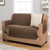 Home Fashion Designs Kingston Stain Resistant Sofa Slipcover