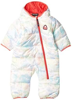 Burton Buddy Bunting Suit (Infant) (Bubbles) Kid's Jumpsuit & Rompers One Piece