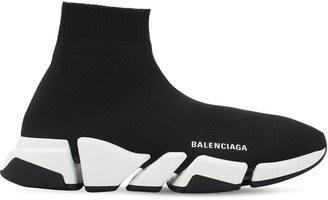 Balenciaga 30mm Speed 2 Knit Sneakers