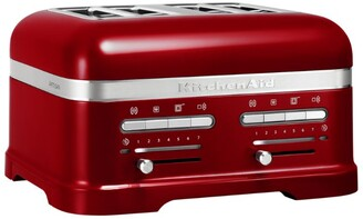 KitchenAid Candy Apple Artisan 4-Slot Toaster