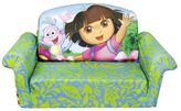 Spin Master Toys Spin master Dora the Explorer Marshmallow 2-in-1 Flip Open Kids Sofa by Spin Master