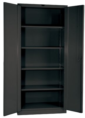 Duratough 2 Door Storage Cabinet Hallowell