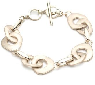 "Carolee Golden Hour 7.5"" Metal Flex Bracelet"
