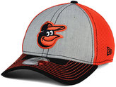 New Era Baltimore Orioles Heathered Neo 39THIRTY Cap