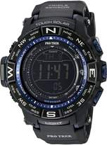 Casio Men's PRW-3500Y-1CR Pro Trek Quartz Solar Atomic Digital Display Watch