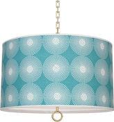 Jonathan Adler Large Patterned Meurice Pendant Lamp