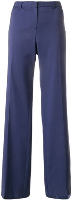 Giorgio Armani Pre-Owned long bootcut trousers