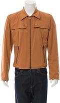 Fendi Woven Textured Jacket