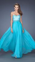 La Femme Prom Dress 19898
