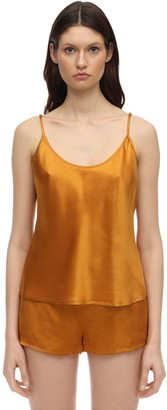 La Perla Silk Camisole Top