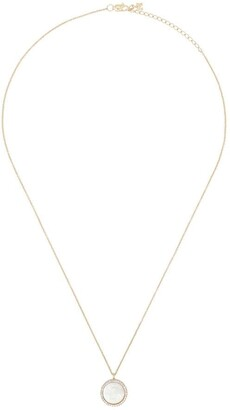 Mateo 14kt Yellow Gold Pearl And Crystal Necklace