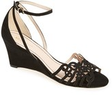 Klub Nico Women's 'Kingston' Ankle Strap Wedge Sandal
