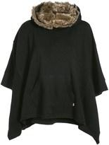 C&C California Hooded Poncho (For Big Girls)