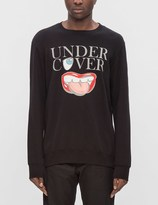 """Undercover Mouth"""" Sweatshirt"""