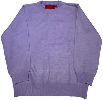 Elie Balleh Boys' Pullover Sweaters LAVENDER - Lavender Crewneck Sweater - Boys
