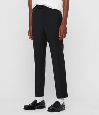 AllSaints Cleaver Cropped Slim Pants