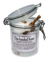 B. Witching Bath Co. One Hundred Roses Bath Salt Soak