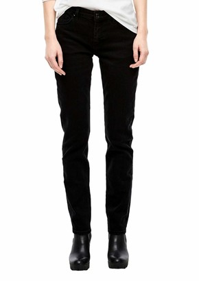 S'Oliver Women's 21.912.71.6166 Straight Jeans