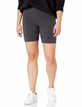 Forever 21 Women's Plus Size Biker Shorts