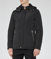 Reiss Elstree Casual Hooded Jacket