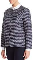 Marina Rinaldi Palazzo Quilted Jacket