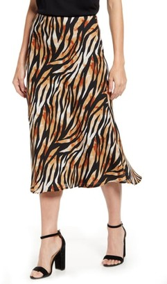 Gibson x Hot Summer Nights Roselyn Pleated Maxi Skirt (Regular & Petite) (Nordstrom Exclusive)