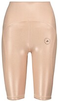Thumbnail for your product : adidas by Stella McCartney Shine compression shorts