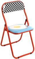 Seletti Egg Folding Chair