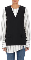 Yune Ho Women's Agnes Stretch Wool Tailored Vest