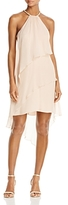 Laundry by Shelli Segal Tiered Halter Dress